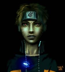 Uzumaki Naruto by dhika1305