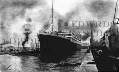 Titanic Bn by vic-ed
