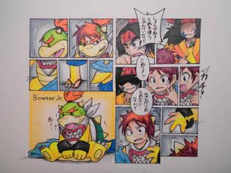 Bowser Jr.TF by POKA-chan