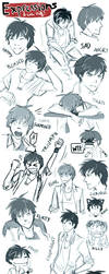 Essential Expressions Training by Tahlsou