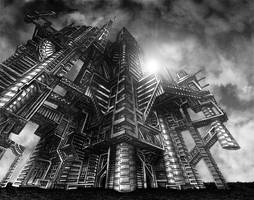 Arcology by AriBach