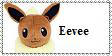 Eevee Stamp by KandyPrower