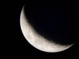 Lunar Pose by EonJokes