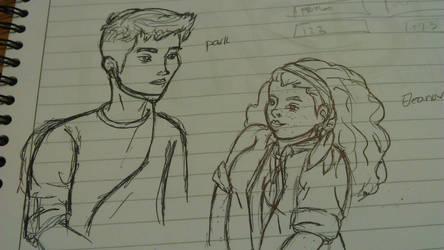 Eleanor and Park by Fairyhatty