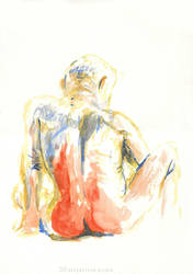 Nude 1114-8 by ShaunathanBleach