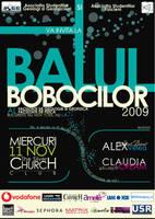 Poster BAL BOBOCI by coleg