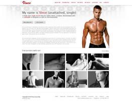 Male Escort Website by coleg
