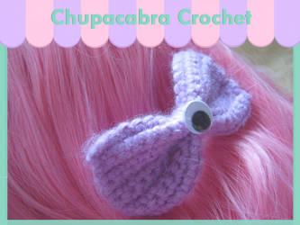 Eyeball Bow by Chupacabra-Desu