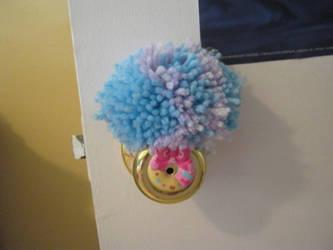 Doorknob Wig by Chupacabra-Desu