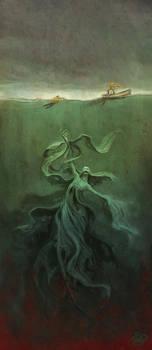 Monstruo Marino-Marine Monster by Giacobino