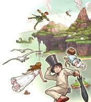 Peter Pan_   part 2 by Giacobino