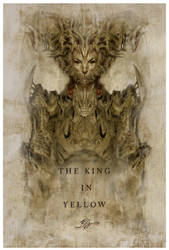 The king in Yellow by Giacobino