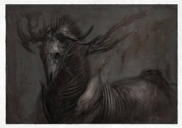 Animal shape by Giacobino