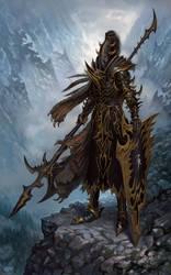 Dark Elf Black Guard Armor T7 by JonathanKirtz