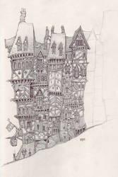 Altdorf - City Block by JonathanKirtz