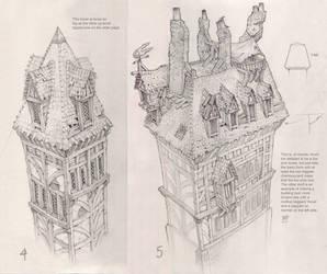 Altdorf - City Buildings by JonathanKirtz