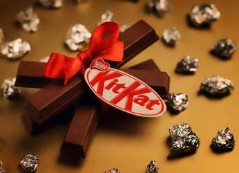 KitKat by MeSHa3eL