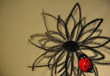 Lady Bug by boundbyharmony