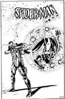 Spider-Man 2099 by Mooneyham
