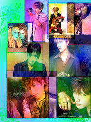 Gackt collage by lilaviel
