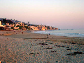 Laguna Beach sunset 4 by lilaviel