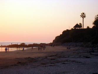 Laguna Beach sunset 5 by lilaviel
