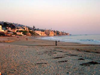 Laguna Beach sunset 6 by lilaviel