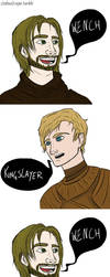 Her Name is Brienne by StarbuckViper