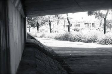 Under The Bridge by UnderlyingTruth28
