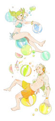 Juicy Summer by kaninnvven