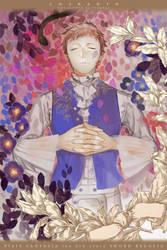 The Flower of Eternal by kaninnvven