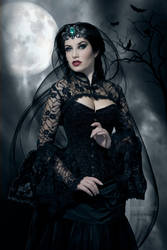 Lady Of The Night by Lord-of-Souls