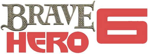 Brave Hero 6 Logo by Frie-Ice