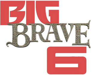 Big Brave 6 Logo by Frie-Ice