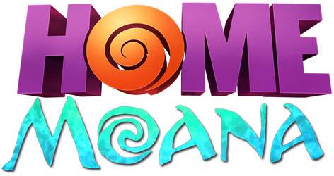 Home Moana Logo by Frie-Ice