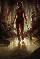 Tomb Raider by RoyWCheese