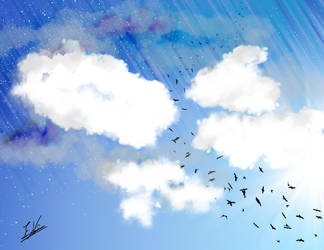 Sky by ErikAcosta