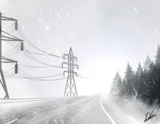 Winter by ErikAcosta