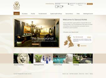 Sarova hotel by Excitera