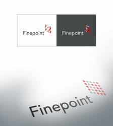Finepoint logo by Excitera