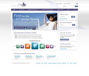 Iapa homepage by Excitera