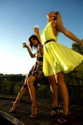 Ibiza bright summer by Excitera