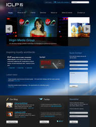 iclp homepage by Excitera