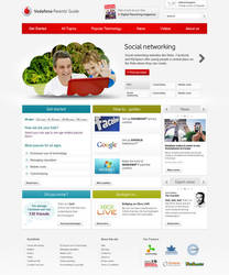 Vodafone Parents' Guide by Excitera