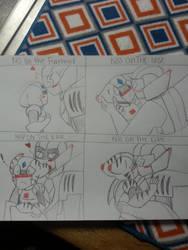 Sunboom: Kiss Meme by NightShade2K16