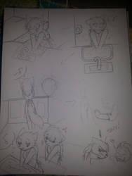 Kony mini comic by NightShade2K16