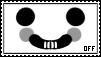 OFF Stamp by Gunner-heart
