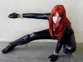 Natasha Romanoff by MorganaBlackwings
