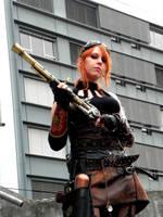 Armed and dangerous by MorganaBlackwings