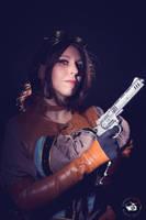 Lady Mechanika by MorganaBlackwings